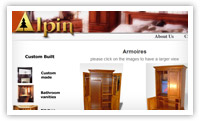 Alpin Woodwork Inc Logo